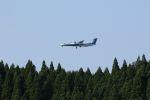 Wolfy Sugawaraさんが、秋田空港で撮影した全日空 DHC-8-402Q Dash 8の航空フォト(写真)