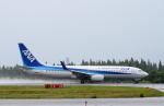 Dreamer-K'さんが、秋田空港で撮影した全日空 737-881の航空フォト(写真)