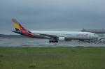 北の熊さんが、新千歳空港で撮影したアシアナ航空 A330-323Xの航空フォト(写真)