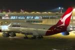 kikiさんが、成田国際空港で撮影したカンタス航空 747-438の航空フォト(飛行機 写真・画像)