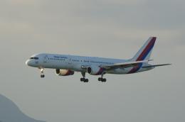 かずまっくすさんが、香港国際空港で撮影したネパール航空 757-2F8の航空フォト(飛行機 写真・画像)