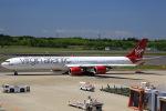 T.Sazenさんが、成田国際空港で撮影したヴァージン・アトランティック航空 A340-642の航空フォト(飛行機 写真・画像)
