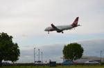ひでかずさんが、ロンドン・ヒースロー空港で撮影したヴァージン・アトランティック航空 A320-214の航空フォト(飛行機 写真・画像)