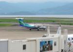 mojioさんが、長崎空港で撮影したオリエンタルエアブリッジ DHC-8-201Q Dash 8の航空フォト(飛行機 写真・画像)