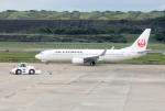 mojioさんが、長崎空港で撮影したJALエクスプレス 737-846の航空フォト(飛行機 写真・画像)