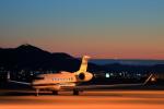 うみBOSEさんが、函館空港で撮影したメトロジェット Gulfstream G650 (G-VI)の航空フォト(写真)