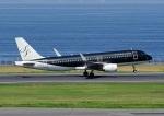 じーく。さんが、羽田空港で撮影したスターフライヤー A320-214の航空フォト(写真)