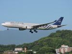 わたくんさんが、福岡空港で撮影したチャイナエアライン A330-302の航空フォト(写真)