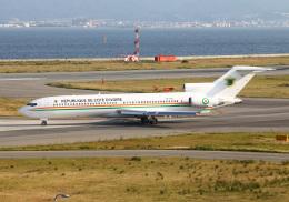 PGM200さんが、関西国際空港で撮影したコートジボワール政府 727-2Y4/Advの航空フォト(写真)