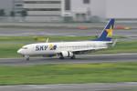 tsubasa0624さんが、羽田空港で撮影したスカイマーク 737-82Yの航空フォト(写真)