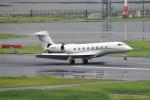 tsubasa0624さんが、羽田空港で撮影したアメリカ個人所有 G500/G550 (G-V)の航空フォト(写真)