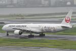 tsubasa0624さんが、羽田空港で撮影した日本航空 777-346の航空フォト(写真)