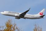 ☆NSさんが、女満別空港で撮影したJALエクスプレス 737-846の航空フォト(写真)