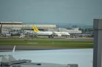 ひでかずさんが、ロンドン・ヒースロー空港で撮影したロイヤルブルネイ航空 787-8 Dreamlinerの航空フォト(飛行機 写真・画像)