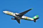 Dojalanaさんが、新千歳空港で撮影したエバー航空 A330-203の航空フォト(飛行機 写真・画像)
