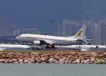 香港国際空港 - Hong Kong International Airport [HKG/VHHH]で撮影されたシティ・エアウェイズ - City Airways [GTA]の航空機写真