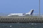 ストロベリーさんが、中部国際空港で撮影したAvac Inc Trustee G-IV-X Gulfstream G450の航空フォト(写真)