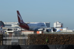 senchouさんが、ロサンゼルス国際空港で撮影したカンタス航空 747-438の航空フォト(写真)
