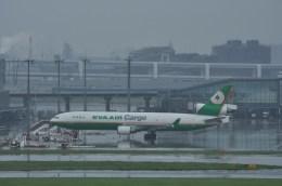 kumagorouさんが、羽田空港で撮影したエバー航空 MD-11Fの航空フォト(写真)