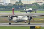 佐治足康(Emty300改め)さんが、伊丹空港で撮影した日本エアコミューター DHC-8-402Q Dash 8の航空フォト(飛行機 写真・画像)