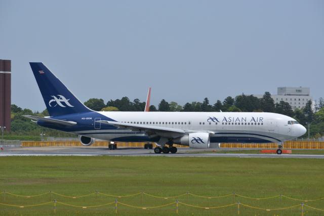 アジアン・エア Boeing 767-200 ...