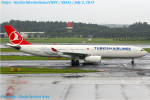 Chofu Spotter Ariaさんが、成田国際空港で撮影したターキッシュ・エアラインズ A330-343Xの航空フォト(飛行機 写真・画像)