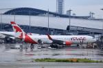 T.Sazenさんが、関西国際空港で撮影したエア・カナダ・ルージュ 767-33A/ERの航空フォト(写真)
