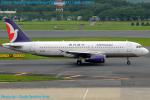 Chofu Spotter Ariaさんが、成田国際空港で撮影したマカオ航空 A320-232の航空フォト(写真)