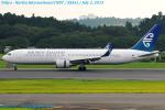 Chofu Spotter Ariaさんが、成田国際空港で撮影したニュージーランド航空 767-319/ERの航空フォト(飛行機 写真・画像)