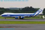 Chofu Spotter Ariaさんが、成田国際空港で撮影したエアブリッジ・カーゴ・エアラインズ 747-4KZF/SCDの航空フォト(飛行機 写真・画像)
