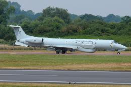 航空フォト:FAB6750 ブラジル空軍 ERJ-145
