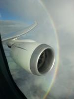 鹿児島県大隅半島上空で撮影された日本航空 - Japan Airlines [JL/JAL]の航空機写真