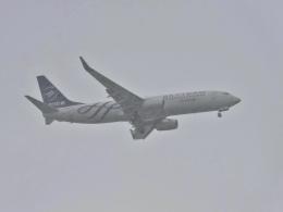 わたくんさんが、福岡空港で撮影した中国東方航空 737-89Pの航空フォト(飛行機 写真・画像)