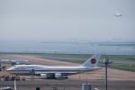 m-takagiさんが、羽田空港で撮影した航空自衛隊 747-47Cの航空フォト(飛行機 写真・画像)