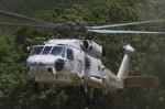 NOTE00さんが、車力分屯基地で撮影した海上自衛隊 SH-60Jの航空フォト(写真)
