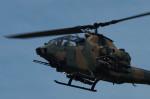 NOTE00さんが、車力分屯基地で撮影した陸上自衛隊 AH-1Sの航空フォト(写真)