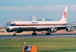 その他の流動資産さんが、伊丹空港で撮影した日本アジア航空 DC-8-61の航空フォト(写真)