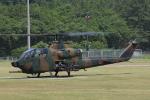 西風さんが、車力分屯基地で撮影した陸上自衛隊 AH-1Sの航空フォト(写真)