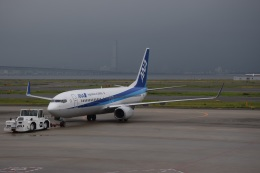 kar98さんが、関西国際空港で撮影した全日空 737-881の航空フォト(飛行機 写真・画像)