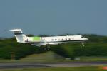 パンダさんが、成田国際空港で撮影したメトロジェット G-V-SP Gulfstream G550の航空フォト(飛行機 写真・画像)