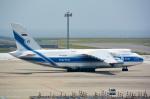 777rainさんが、中部国際空港で撮影したヴォルガ・ドニエプル航空 An-124-100M Ruslanの航空フォト(写真)