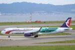 ぽんさんが、関西国際空港で撮影したマカオ航空 A321-231の航空フォト(写真)