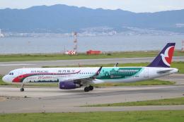 ぽんさんが、関西国際空港で撮影したマカオ航空 A321-231の航空フォト(飛行機 写真・画像)
