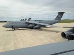 夷月さんが、ラックランド空軍基地で撮影したアメリカ空軍 C-5A Galaxyの航空フォト(飛行機 写真・画像)