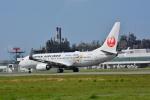 アップルさんが、松山空港で撮影した日本航空 737-846の航空フォト(写真)