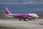 meijeanさんが、関西国際空港で撮影したピーチ A320-214の航空フォト(写真)