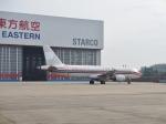 上海で撮影された中国東方航空 - China Eastern Airlines [MU/CES]の航空機写真