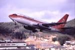LEVEL789さんが、岡山空港で撮影した香港ドラゴン航空 737-2L9/Advの航空フォト(写真)