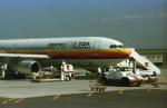 kumagorouさんが、羽田空港で撮影した東亜国内航空 A300B2K-3Cの航空フォト(飛行機 写真・画像)