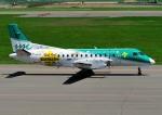じーく。さんが、札幌飛行場で撮影した北海道エアシステム 340B/Plusの航空フォト(飛行機 写真・画像)